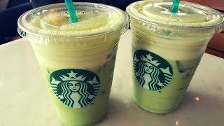 Starbucks'ın Matcha Latte'sini Tattık!!! ( Vegan Konuk ve Sıtarbaksça İçerir )
