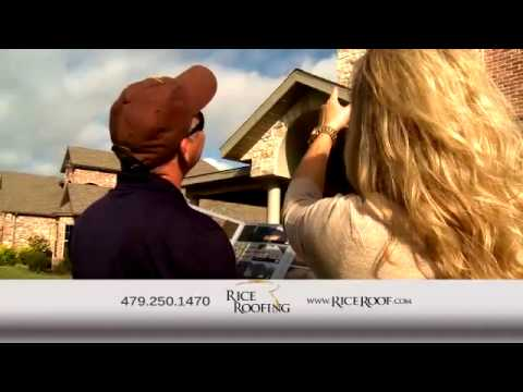 RICE ROOFING   NW Arkansas Roofing Contractor
