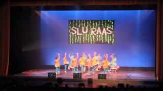 Raas Royalty 2015: SLU Raas