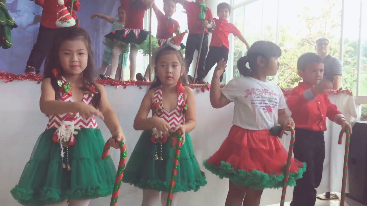 Rockin' Around The Christmas Tree by K2 Elephant - YouTube
