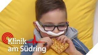 Wieso schmeckt für Noel (8) alles nach Papier? | Klinik am Südring | SAT.1 TV