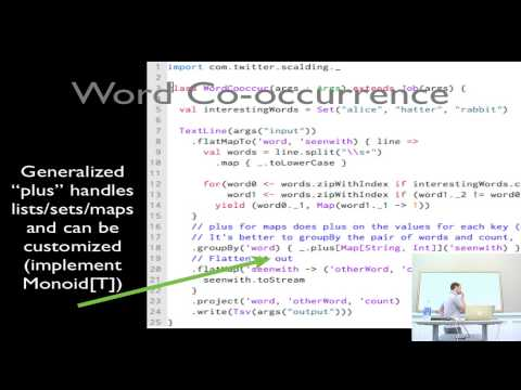 Lecture 15 - Analyzing Big Data with Twitter: Introduction to Scalding by @posco and @argyris