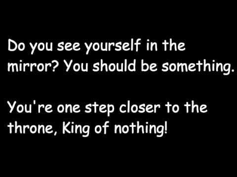 Saint Asonia - King Of Nothing (Lyrics)