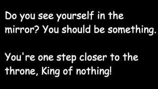 Saint Asonia - King Of Nothing (Lyrics)