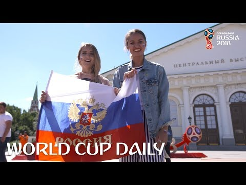 World Cup Daily - Matchday 18!