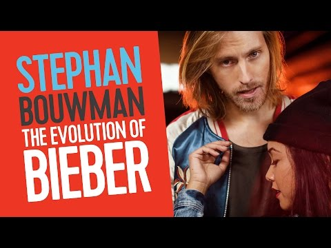 'The Evolution Of Bieber' - Stephan Bouwman ft. Mike (Justin Bieber Mashup)
