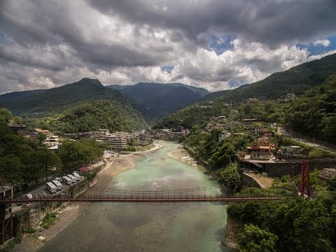 Travel in Wulai Taiwan- Drone Aerial Video
