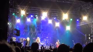 Steel Panther - Skogsröjet, Sweden *2014-08-02* (Full Concert) - Sylvo007PROD