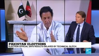 Pakistan elections: Imran Khan claims victory despite partial results