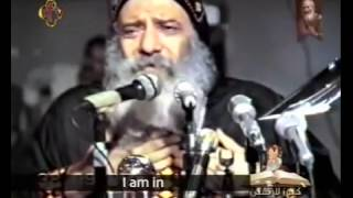 إنتظار أعمال الله † عظه راااائعه للبابا شنوده الثالث † Wait on the LORD † Pope Shenouda III