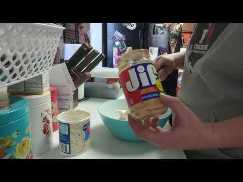 Peanut butter fudge 2 ingredients