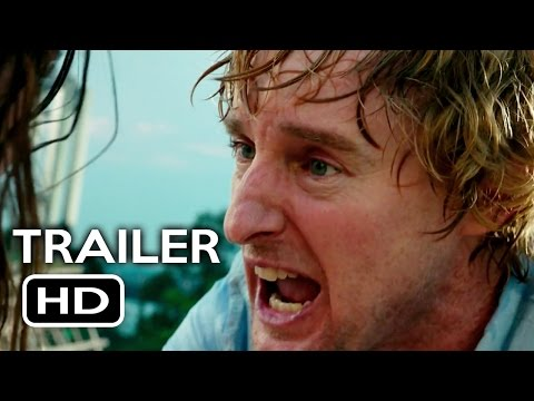 No Escape Official Trailer #2 (2015) Owen Wilson Thriller Movie HD thumbnail