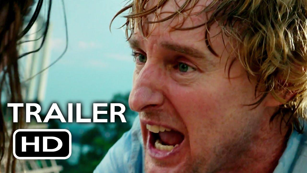 Download No Escape Official Trailer #2 (2015) Owen Wilson Thriller Movie HD