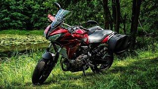 Korki z Kuframi, Czarny Kapturek, Burgery i Wielki Rów  | Maszyna u LucZyna #6 | Yamaha Tracer  700