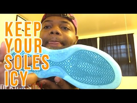 How to Keep Your Soles Icy