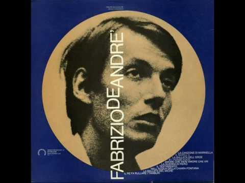 Fabrizio de André - Il testamento