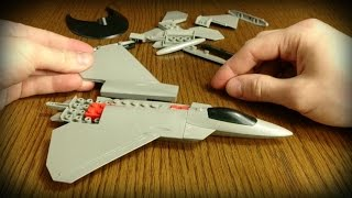 Airfix Quick Build F22 Raptor (j6005) - Recenzja