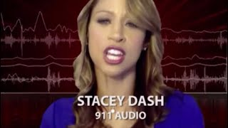 Stacey Dash 911 call AAWW!!! LOLOLOL!!! THOSE DEMONS KICKED HER ASS!! LOLOLOL!!!