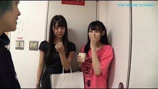 【HD】みるきー卒業コンサート終わりの1コマです。 白間美瑠「そして、...