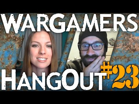Wargamer's Hangout #23 Grymkin and Community Integrated Development