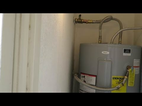 Como instalar un calentador de agua electrico youtube - Instalacion calentador gas natural ...