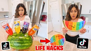 I Tested VIRAL TikTok Life Hacks to see if they work! *PART 15*