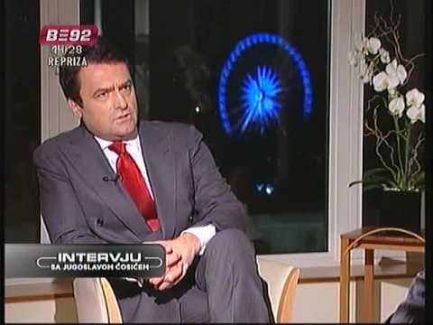 Intervju sa Jugoslavom Ćosićem - 24.11.2009. BARÁTOK VAGY ELLENSÉGEK: Állítólag a montenegrói elnök finanszírozta a szerb elnök pártjának létrehozását 2008-ban BARÁTOK VAGY ELLENSÉGEK: Állítólag a montenegrói elnök finanszírozta a szerb elnök pártjának létrehozását 2008-ban hqdefault