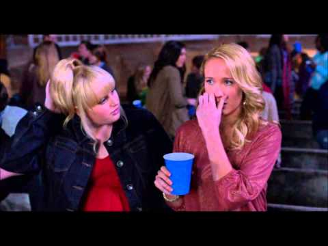 Pitch Perfect - Aca-initiation night (Request #3)