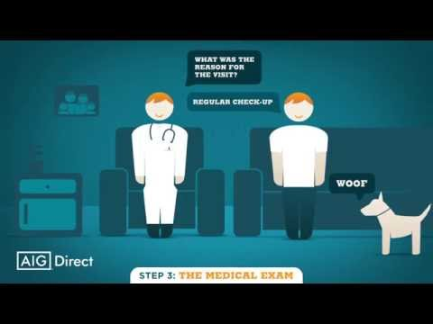 AIG Direct - Tips For The Life Insurance Medical Exam