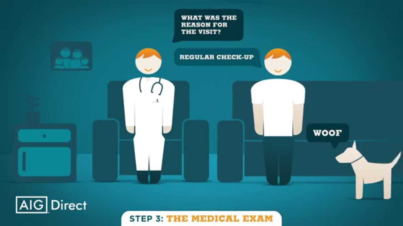 AIG Direct - Tips for the Life Insurance Medical Exam ...