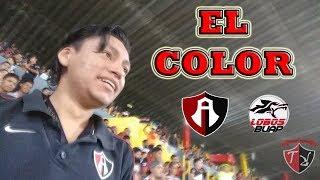 El Color del ATLAS VS Lobos BUAP Jornada 6 AP17 Estadio Jalisco