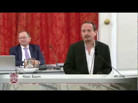 Marc Baum - Entwécklung vum Chômage a (post)-Coronazäiten