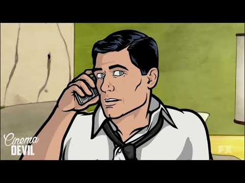 Archer Funniest Moments 2