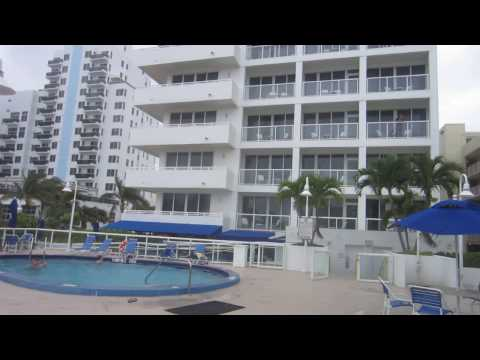 Atlantic Beach Resort Miami Beach (please Subscribe This Channel)