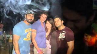 youtube com Dheeme Dheeme Yeh Dil w  lyrics   Uday & Manyata Dekha Ek Khwaab) wmv   YouTube