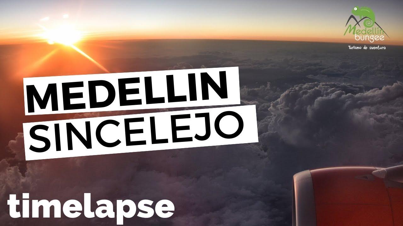Vuelo Completo: Medellín EOH - Sincelejo CZA
