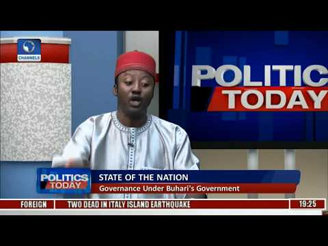 We Rejected 2014 Confab Report Before it  Was Convoked - Matin Onovo |Politics Today|