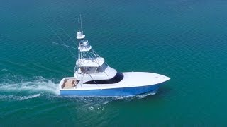 Yacht For Sale - 2015 Viking Yachts 62' Convertible - Crazy Blue