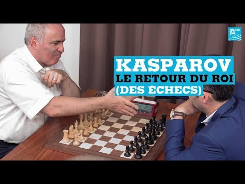 echec kasparov