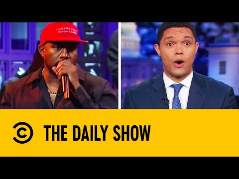Kanye West & Taylor Swift Are At It Again  The Daily Show With Trevor Noah