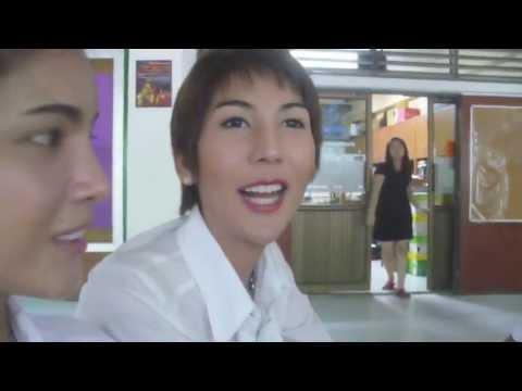 Ladyboys university of Thailand