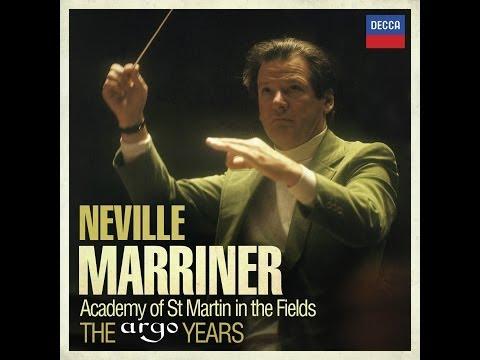 Academy of St Martin in the Fields - Neville Marriner interviews, Decca Discs 19 & 20