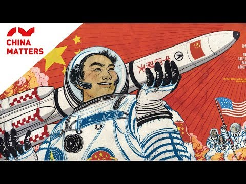 How developed is the Chinese space program?