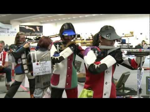Finals 10m Air Rifle Women - ISSF Rifle&Pistol World Cup 2012, Milan (ITA)