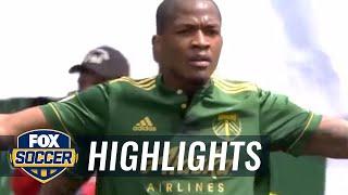 Portland Timbers vs. Vancouver Whitecaps | 2017 MLS Highlights