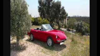 Pininfarina 2uettottanta - Alfa Romeo Spider Videos