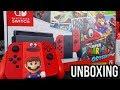 ODISEA DE COLECCIÓN!! | #Unboxing Nintendo Switch Edición Mario Odyssey + Amiibos + Joycon!!