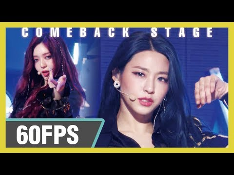 60fps 1080p | Aoa Come See Me (날 보러 와요) Show! Music Core 20191207