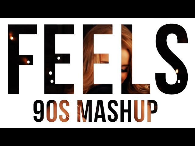 Calvin Harris - Feels 90s MASHUP ft. Pharrell Williams, Katy Perry & Big Sean COVER