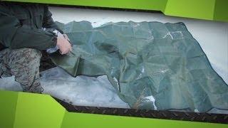 Космическое одеяло Grabber обзор после 2 лет пользования (Grabber space blanket)
